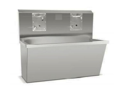 Operating Room Double Hand Washing Sink